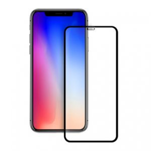 Apple iPhone XS Max et 11 Pro Max- 3D Full Glue Tempered Glass Screen Protector