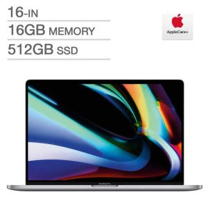 Apple MacBook Pro MVVJ2LL/A English with Touch Bar, Space Grey Intel i7, 16 GB RAM, 512 GB SSD