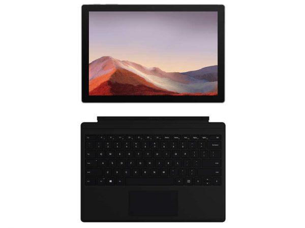 Microsoft Surface Pro 7 Bundle - 10th Gen Intel Core i5 - 2736 x 1824 Display - Windows 10 - Platinum - french