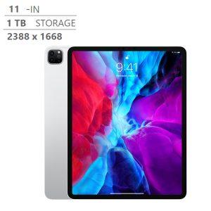 Brand New Apple MTFP2CV/A iPad Pro 12.9 in. 512 GB Wi-Fi, A12X Bionic Chip, Space Grey