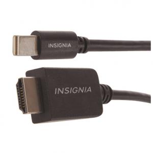 Câble Mini DisplayPort vers HDMI 4K de 1,8 m (6 pi) d'Insignia